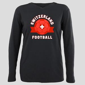 Switzerland Football T-Shirt