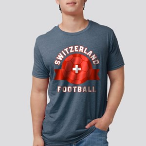 Switzerland Football T-Shirt