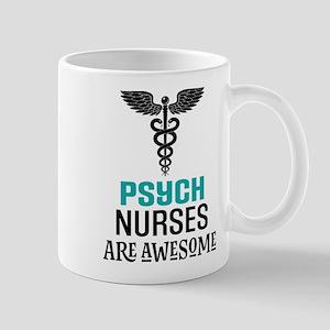 Psych Nurse Appreciation Gift Mugs