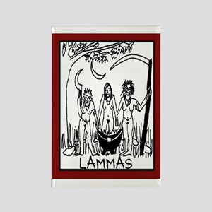 LAMMAS 2 Rectangle Magnet