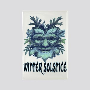 WINTER SOLSTICE Rectangle Magnet