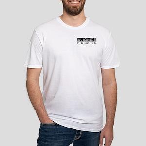 Avionics Is Fitted T-Shirt