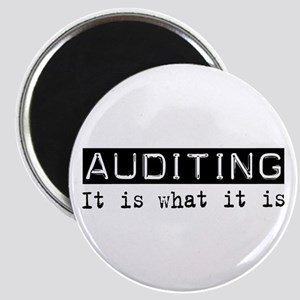Auditing Is Magnet