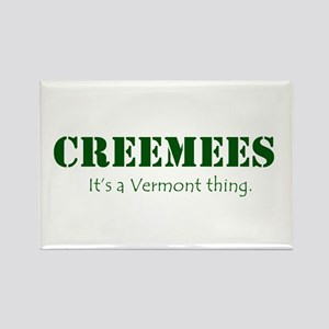 Creemees Rectangle Magnet