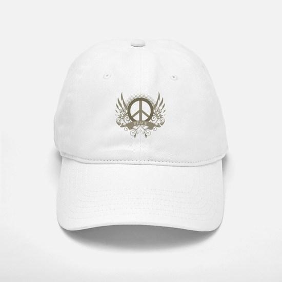 Wings Of Peace Baseball Baseball Cap
