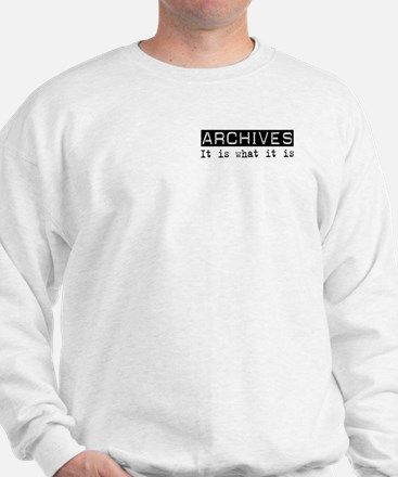 Archives Is Sweatshirt