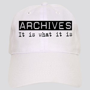 Archives Is Cap