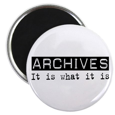 Archives Is Magnet