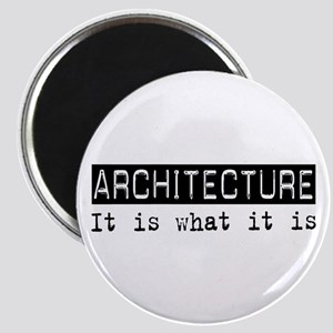 Architecture Is Magnet