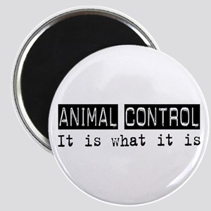 Animal Control Is Magnet