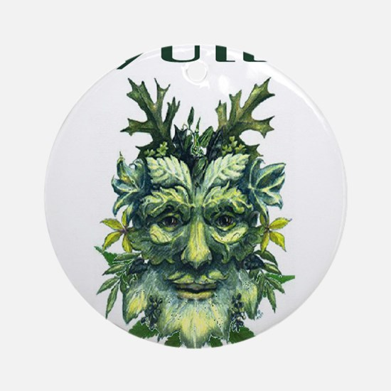 YULE Ornament (Round)