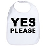 Say Please With This Bib