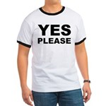 Say Please With This Ringer T