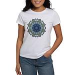 Bewilderment in Blue Women's T-Shirt