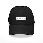 Obama Katakana (H) Black Cap