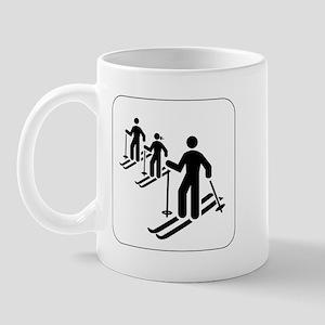 Ski Icon Mug