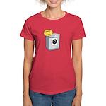 Handles Large Loads Women's Dark T-Shirt