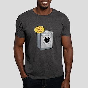 Handles Large Loads Dark T-Shirt