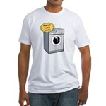 Handles Large Loads Fitted T-Shirt