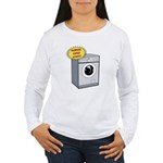 Handles Large Loads Women's Long Sleeve T-Shirt