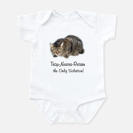 Trap-Neuter-Return Infant Creeper
