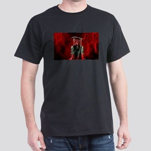 Grim Reaper On His Throne T-Shirt