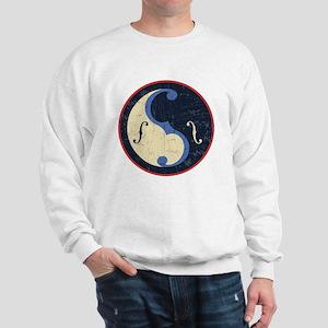 Yin-f-Yang Sweatshirt