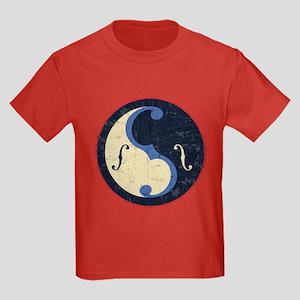Yin-f-Yang Kids Dark T-Shirt