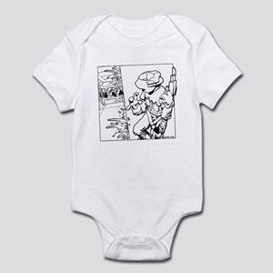 'Boarding Party' Infant Bodysuit