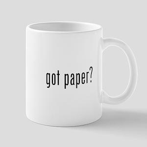 got paper? Mug