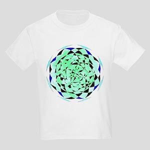 Sphere 2 Color 1 Kids Light T-Shirt