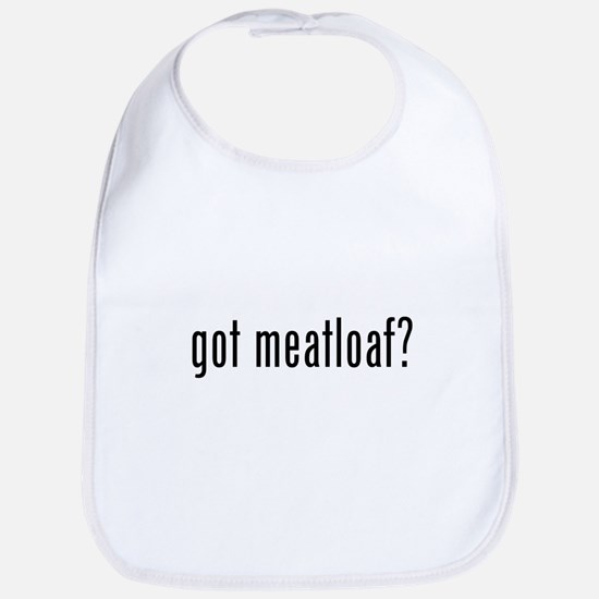 got meatloaf? Bib