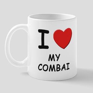I love MY COMBAI Mug