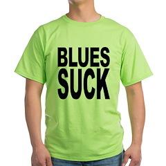 Blues Suck T-Shirt