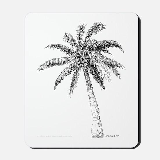 'Lone Palm' Mousepad