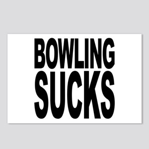 Bowling Sucks Postcards (Package of 8)