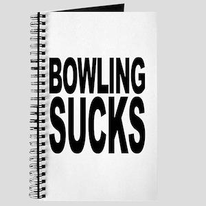 Bowling Sucks Journal