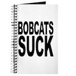 Bobcats Suck Journal