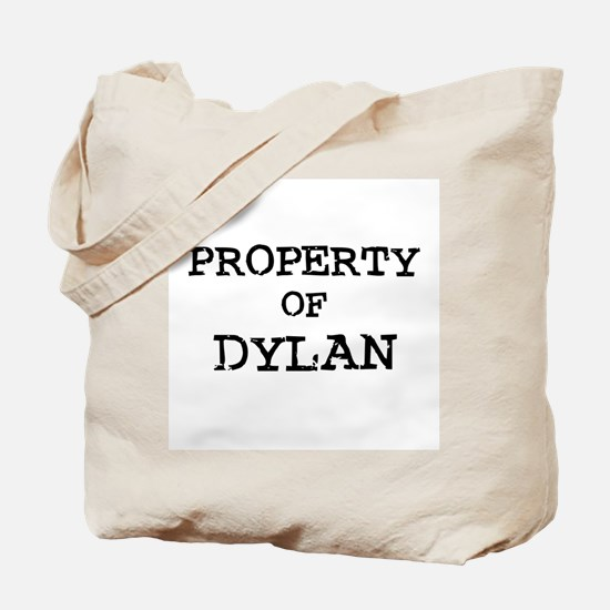 Property of Dylan Tote Bag