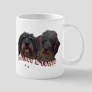 Lottie & Prince Mug