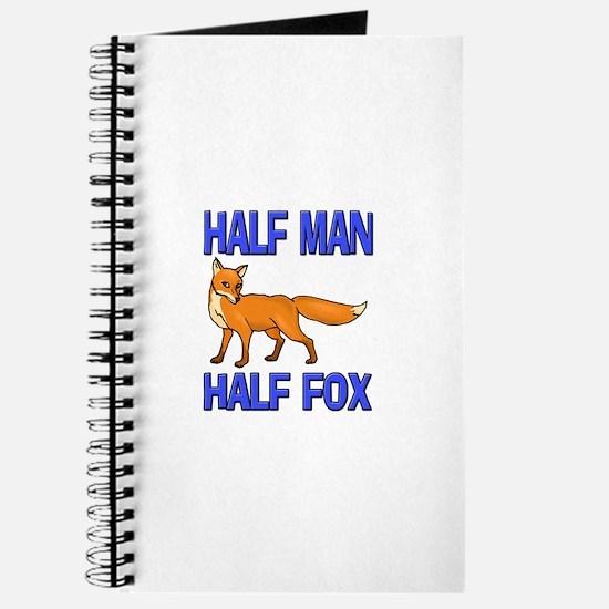 Half Man Half Fox Journal