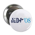 """Obama Cherokee 2.25"""" Button (100 pack)"""