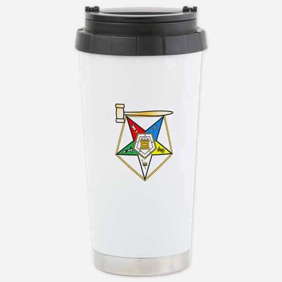 Past Grand Matron Stainless Steel Travel Mug