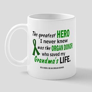 Hero I Never Knew 1 (Grandma) Mug