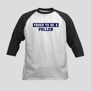 Proud to be Pullen Kids Baseball Jersey