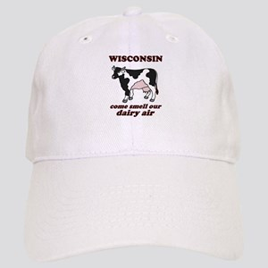 Wisconsin Smell Dairy Air Cap