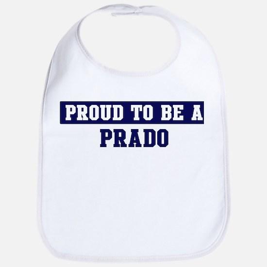 Proud to be Prado Bib