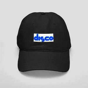 Disco Black Cap