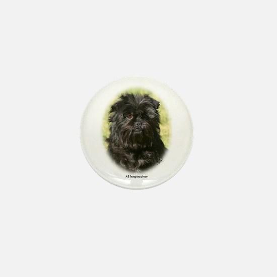 Affenpinscher 9Y410D-014 Mini Button