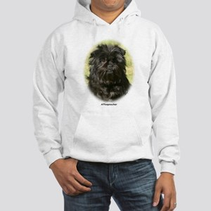 Affenpinscher 9Y410D-014 Hooded Sweatshirt